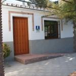 Casa rural adaptada para personas con discapacidad.
